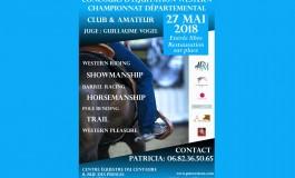 Activité soutenue chez PM Western (Yonne) en mai 2018…