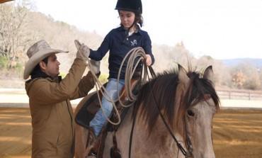 Des cours d'EW dispensés par un vrai charro dans le Gard !