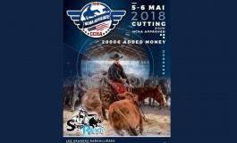 Cutting : une belle affiche pour la rencontre CCHA de Diemoz (38)