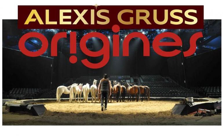 Le cheval, roi de la piste pour la tournée d'Alexis Gruss