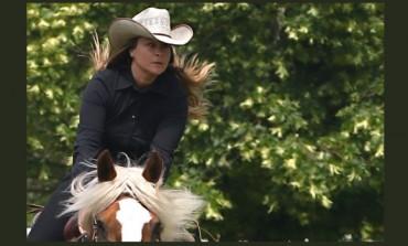 The Ranch Open Show 2018 à La Harangère (27), un vrai week-end western