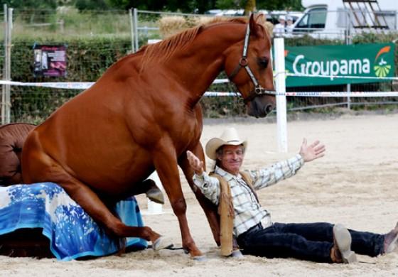 Festival estival western & country à La Plaine en Anjou, récit et photos