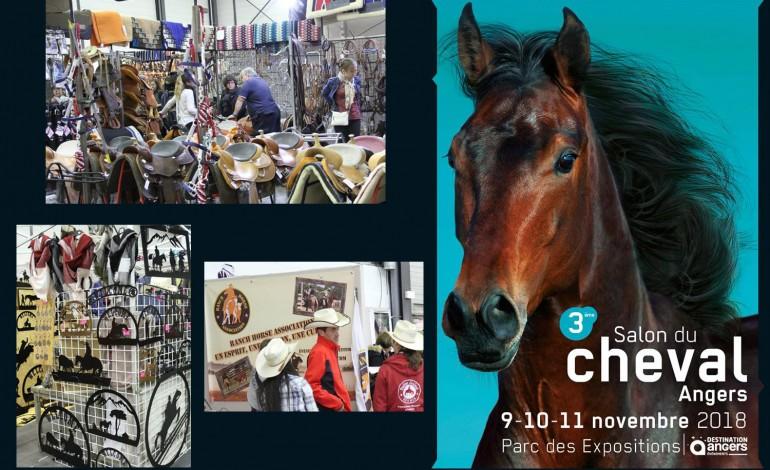 Le cheval donne rendez-vous au Grand Ouest cet automne 2018 à Angers