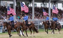 L'équitation western en fête à Offenburg (Allemagne) fin juillet