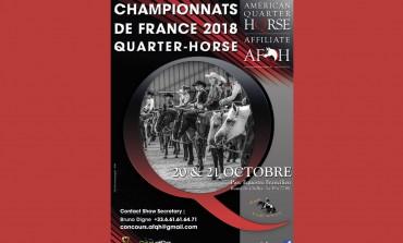 Championnat de France AFQH : nouvelle date !