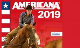 Une cavalière à la une d'Americana, inédit !