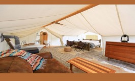 On se laisse tenter par le glamping au Dakota du Sud !