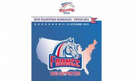 JEM – Tryon USA - Deux belles prestations françaises en finale individuel