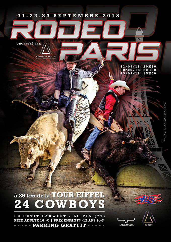 Rodeo-Paris-in