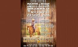 Equitation western en Côte d'Or