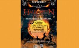 Hippogriffe vous invite à fêter Halloween avec chevaux, aigles et loups