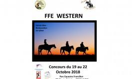 Sauvez l'équitation western de compétition