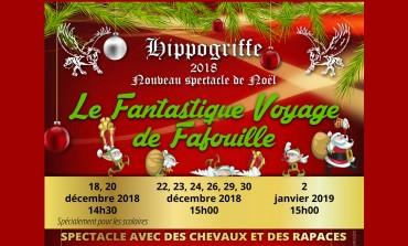Fafouille le lutin attend son jeune public à Montbeugny (03) pour fêter Noël
