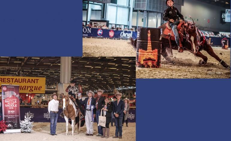 Salon Cheval de Paris 2018 - Master All Breed & Championnat BBR