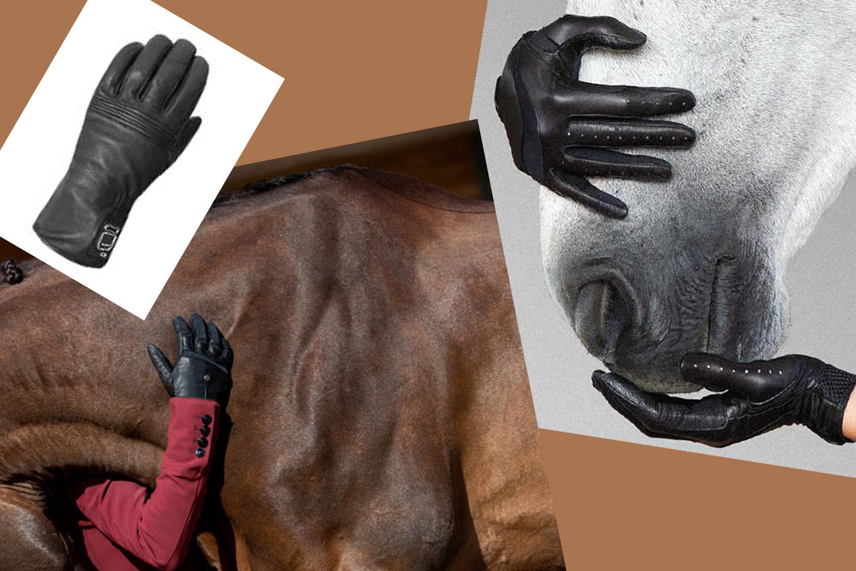 De gauche à droite : iWarm et modèle équitation chez Racer, Azala chez Devoucoux. ©DR