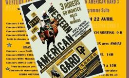 A l'affiche du Western American Gard 2019…