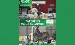 Toute la Bourgogne-Franche-Comté à cheval… western