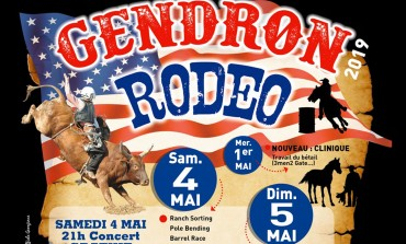 Début mai 2019 : tous à Gendron (Belgique)