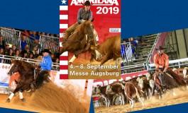 Cutting, reined cow horse, reining… Cavaliers, chevaux, bétail… Americana nous voilà !