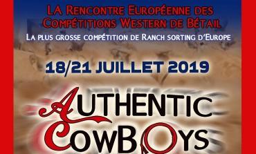 Authentic Cowboys 2019, vite on s'organise…