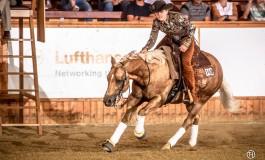 Reining : enjeux mondiaux et européens au CS Ranch (Suisse) en juillet 2019