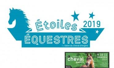Etoiles équestres en piste à Angers