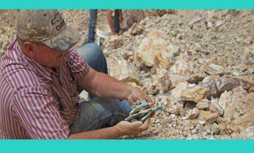 Mineurs d'un jour au Nevada