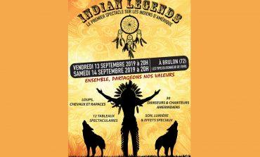 A l'Ouest, vivez les légendes indiennes…