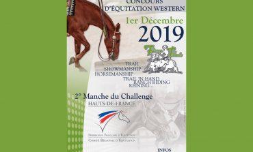 Concours d'équitation western en Hauts de France, réservation en cours !