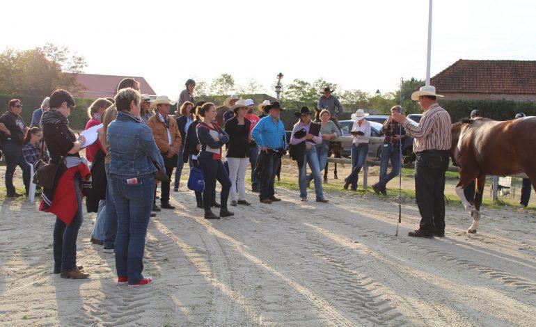 Satisfecit pour la 2ème édition des Rencontres western au Parc équestre fédéral de Lamotte-Beuvron (41)