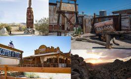 Cartes postales western depuis Greater Palm Springs (Ca, USA)