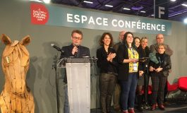 Salon du Cheval de Paris 2019, le jury a décerné son Trophée de l'Innovation