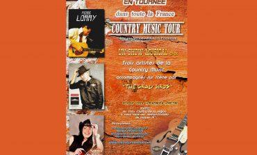 Le Country Music Tour chez vous… après le confinement