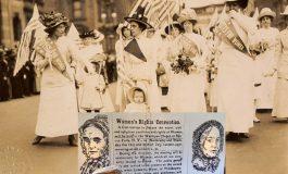 Les femmes américaines votent depuis un siècle