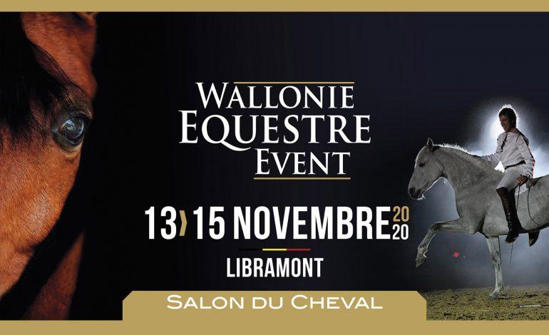 Report du Wallonie Equestre Event en novembre 2020