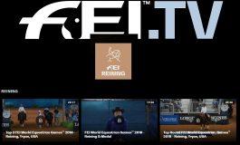 La FEI TV, c'est gratuit jusqu'à la fin juin 2020