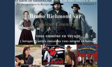 Les BO des westerns sur Couleur Country, c'est le 20 juin 2020