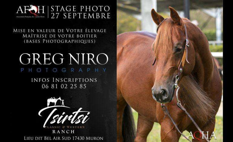 Journée « élevage et photo » au Tsirtsi Ranch