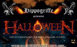 Hippogriffe au temps d'Halloween, spécial jeunes vacanciers