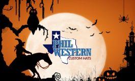Phil Western fête Halloween