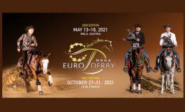 NRHA Euro Derby 2021 : les dates…