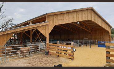 A Maussane-les-Alpilles, un domaine taillé pour le travail du bétail