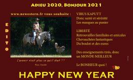 Et voici les meilleurs voeux de Newestern.fr