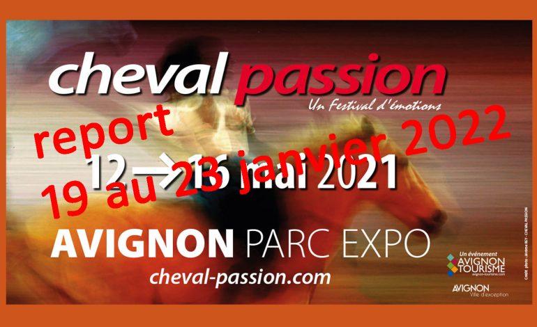 Cheval Passion 2021 n'aura pas lieu