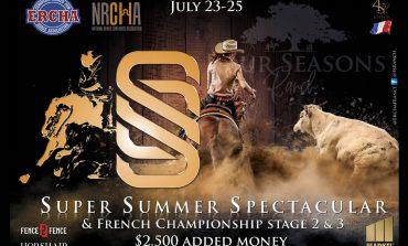 Reined Cow Horse : RV majeur à Valeille (42) du 23 au 25 juillet 2021