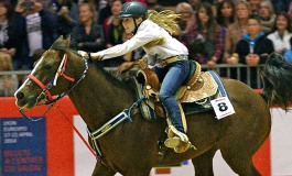 Barrel Racing - Le triomphe de Mélanie Guglielmelli