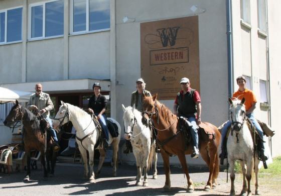 Une nouvelle boutique western en Rhône-Alpes