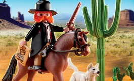 Playmobil, en avant vers l'Ouest