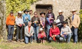 Quand l'AREW Limousin reçoit Luc Giordano pour un stage d'équitation western