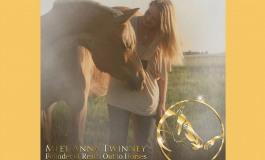 Anna Twinney, à l'écoute de chaque cheval